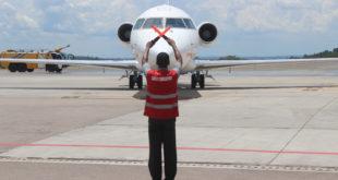 voo inaugural da Amaszonas 020