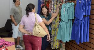 Loja Modelo Itinerante em Sumaré