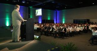 solenidade de abertura da edição 2017 - Henrique Mazotini, presidente executivo da ANDAV